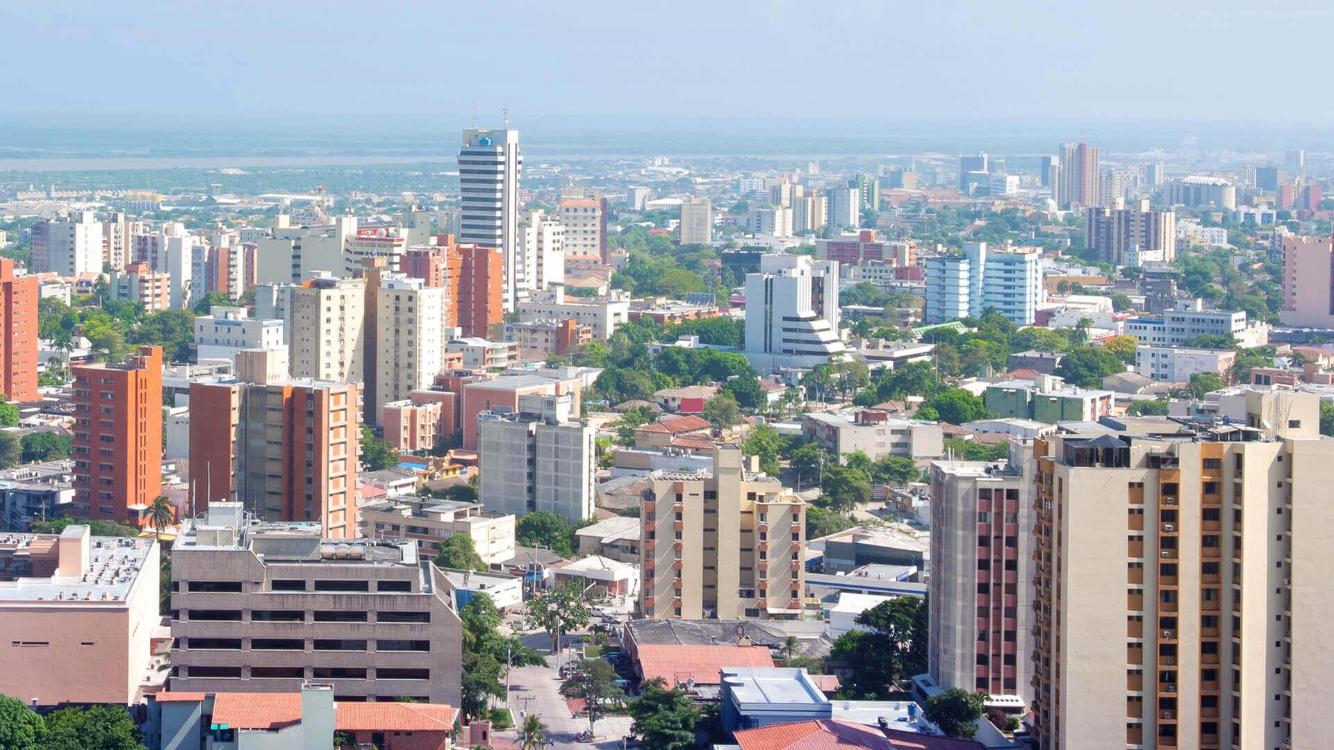 Colombia Bogot U00e1 And Barranquilla LaSalle College